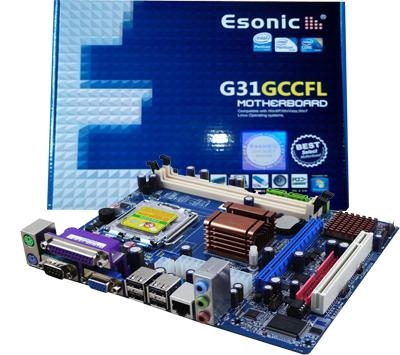 MAIN ESONIC G31 FULL BOX