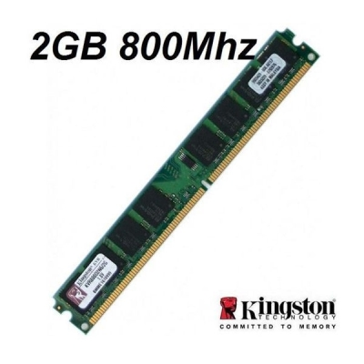 Ram Kingston DDR2 2GB BUS 800MHz